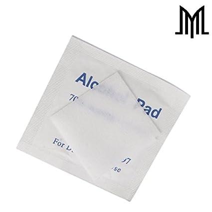 microblading Alcohol Prep Pads – spmu permanente maquillaje – Pre Tratamiento toallitas