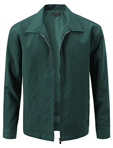 Encounters Light 2 (7 Encounter Men's Lightweight Jacket Green M)