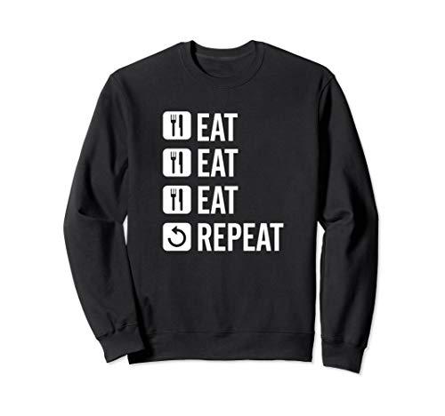 Shane Dawson Eat Eat Eat Repeat Sweatshirt