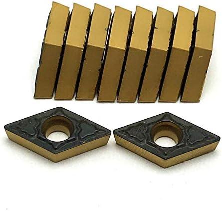Carbide DCMT070204 PM 4225 Metal Lathe Tool CNC Milling DCMT 070204 Internal Turning Tool Turning Lathe (Angle : 20PCS)