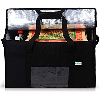 Amazon Com Insulated Commercial Food Delivery Bag