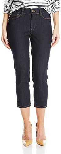 NYDJ Women's Karen Capri Jeans in Premium Lightweight Denim