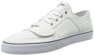 Creative Recreation Men's Cesario Lo XVI Sneaker, White, 9 M US