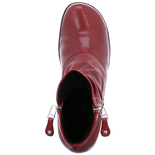 24 Boots Josef Naly Women's Crimson Seibel Ankle vqt17