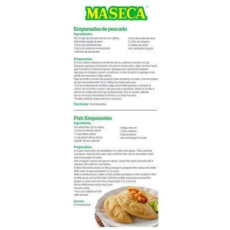 Maseca - Masa de maíz instantánea de 25 lb Bolsa: Amazon.com ...