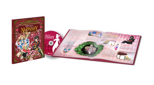 Animation - Code Geass Lelouch Of The Rebellion Nunnally In Wonderland (DVD+BOOK) [Japan LTD DVD] BCBA-4372