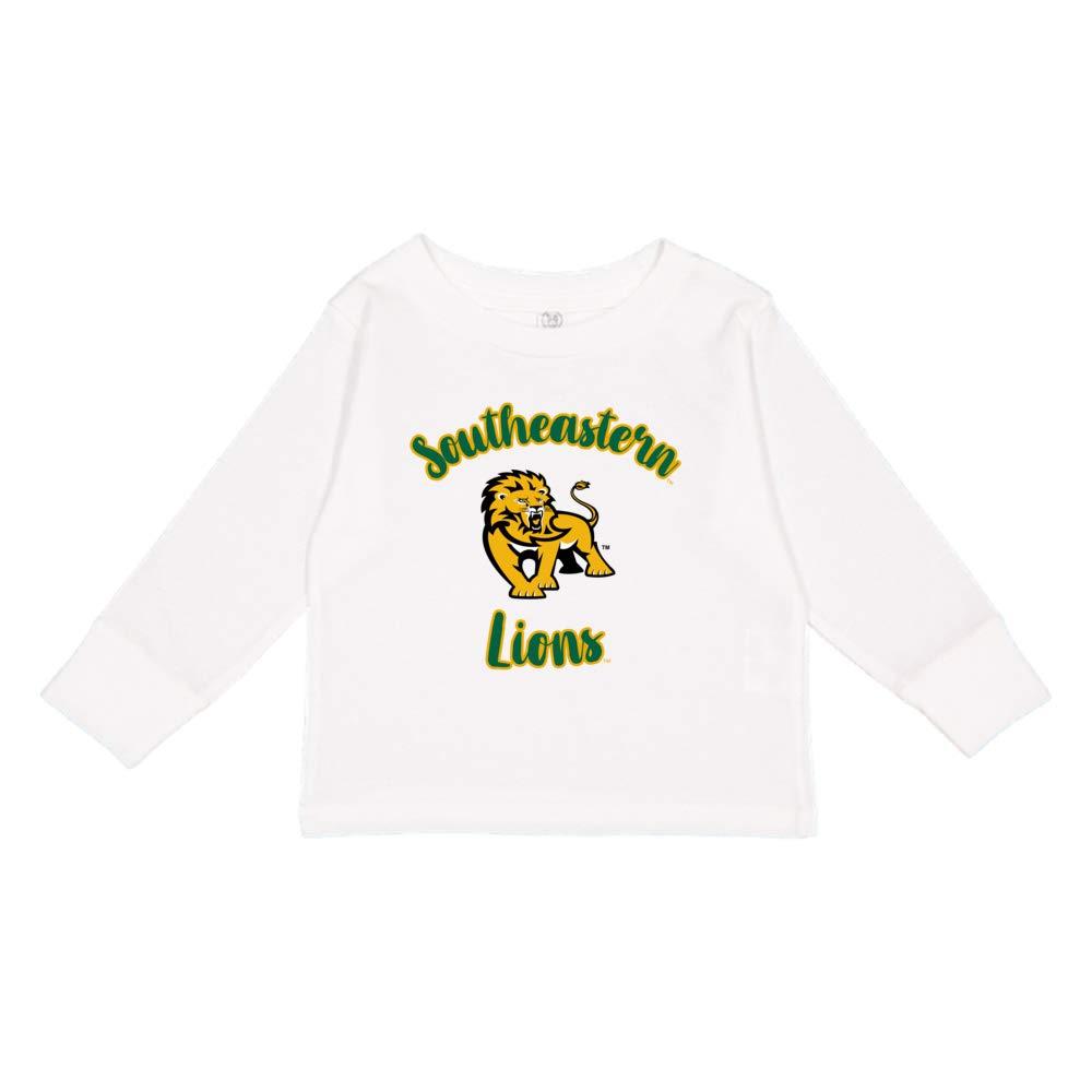 NCAA Southeastern Louisiana Lions RYLSEL02 Toddler Long-Sleeve T-Shirt