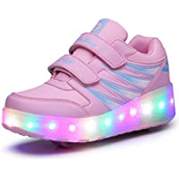 Husksware LED Lighting Roller Skate Shoes Sport Sneaker