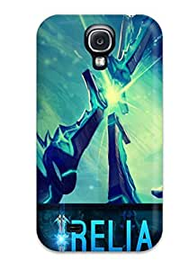 Premium League Of Legends Deviantart Back Cover Snap On Case For Galaxy S4