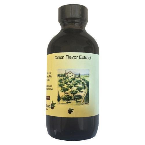Onion Flavor Extract 128 oz by OliveNation