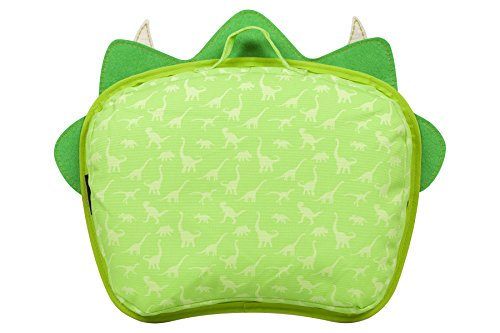 LapGear Lap Pets Lap Desk for Kids - Dino (Fits up to 15'' Laptop) by Lap Desk (Image #1)