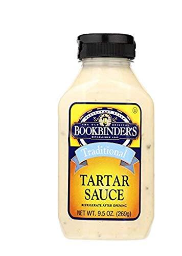 Bookbinders Sauce Tartar, 9.5 Ounce (Pack of 2)