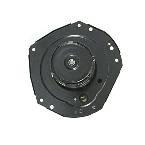 SHOWSEN 1pc New Front HVAC AC Heater Blower Motor With Wheel Fan Cage Fit Chevrolet/GMC C1500/C2500/C3500/K1500/K2500/K3500 G10/G20/G30 Blazer (Gmc C1500 Hvac Blower)