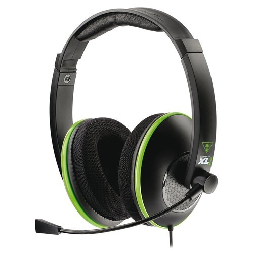 Turtle BeachEar Force XL1 Officially Licensed Amplified Stereo Gaming Headset for Xbox 360 (Discontinued by Manufacturer)