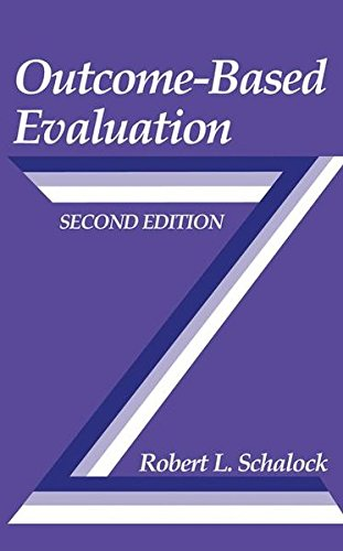 Outcome-Based Evaluation