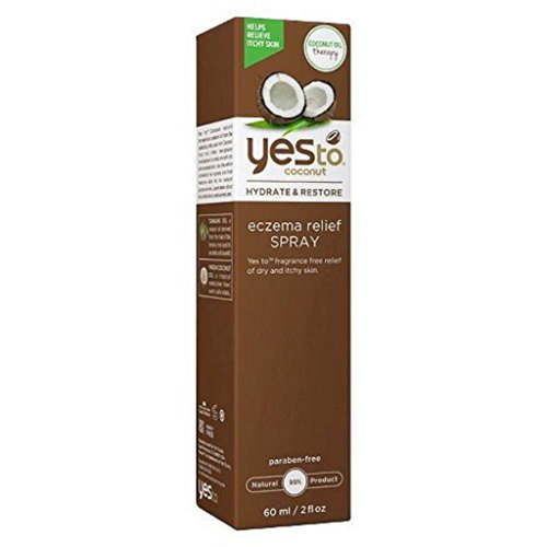 Yes Coconut Eczema Relief Spray