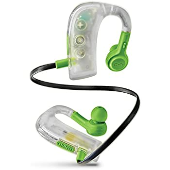 BlueAnt – Pump 2 HD Bluetooth Sportbuds, Military Grade, Rugged Design and Premium Audio Components (Green Ice)