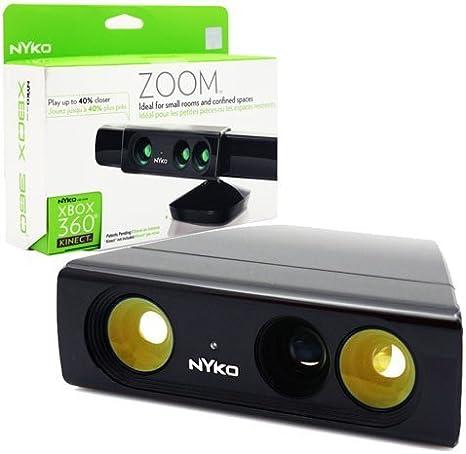 Nyko Zoom For Xbox 360 Kinect [Importación Inglesa]: Amazon.es ...