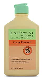 Collective Wellbeing Flake Fighter Shampoo, 11.5 Ounce