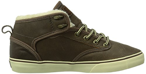 GlobeMotley Mid - Zapatillas Unisex adulto Marrón - Brown (Toffee/Ash Fur 16231)