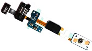 PHONSUN Home Button Flex Cable for Samsung J7 Prime 2016 G610F G610