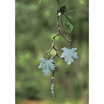 SPI Home 32058 Maple Leaf Wind Chime