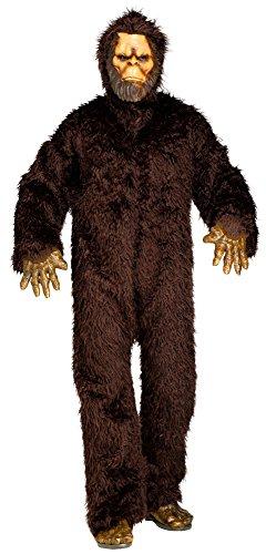 Bigfoot Costume - Standard - Chest Size 33-45