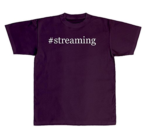 streaming-new-adult-mens-hashtag-t-shirt-purple-x-large