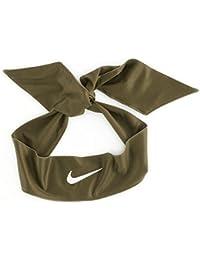 Dri-Fit Head Tie 2.0 (Olive/White)