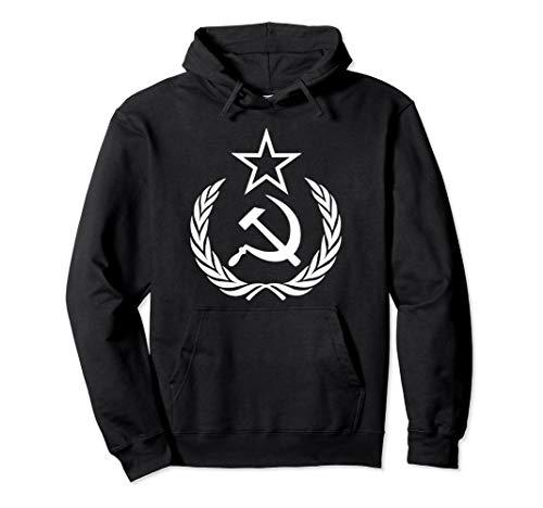 CCCP Soviet Union Hammer & Sickle Hoodie