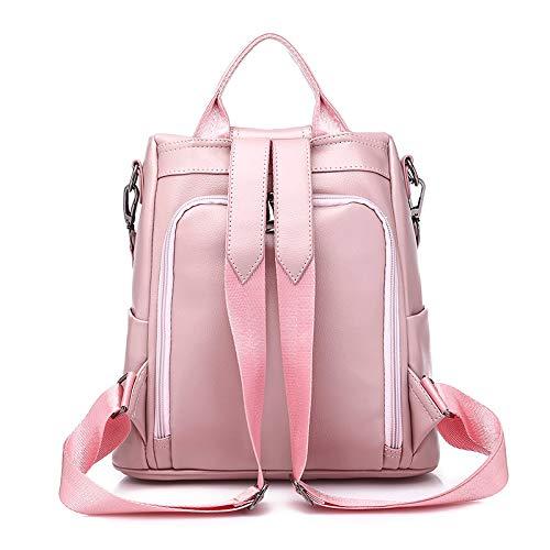 Sacs filles papillon Sacs cuir Pu pour en cuir les style Adolescent Noeud à à Pink à bandoulière Sacs preppy Mode dos rose VHVCX dos Femmes femmes nxUqIpYqW
