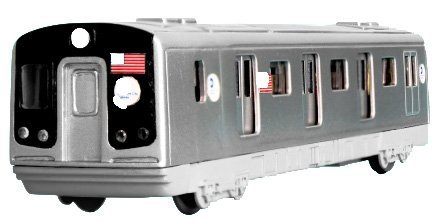 MTA Railcar Subway Diecast Model