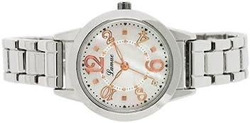 403735508ee4 ViVi掲載モデル☆J-AXIS メタルウォッチ サンフレイム人気の可愛い腕時計 シルバー