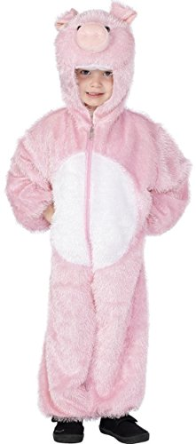Pig In A Halloween Costume (Pink Pig Kids Costume)