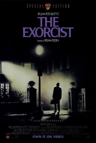 Image result for the exorcist movie cover