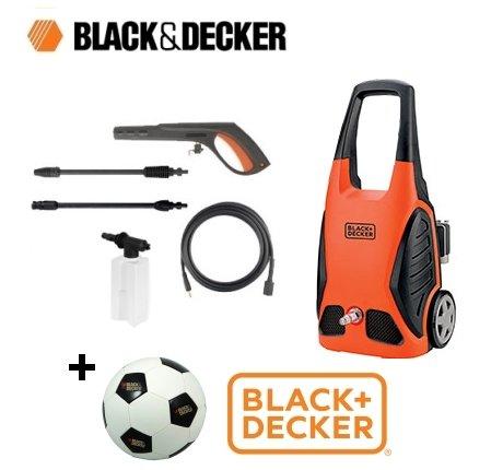 Idropulitrice ad alta pressione 1600W 125bar nero&Decker - PW 1600 SL