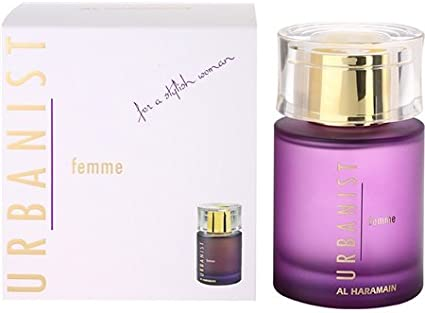 Urbanist Femme Spray EDP 100ml by Al