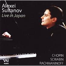 Alexei Sultanov: Live in Japan