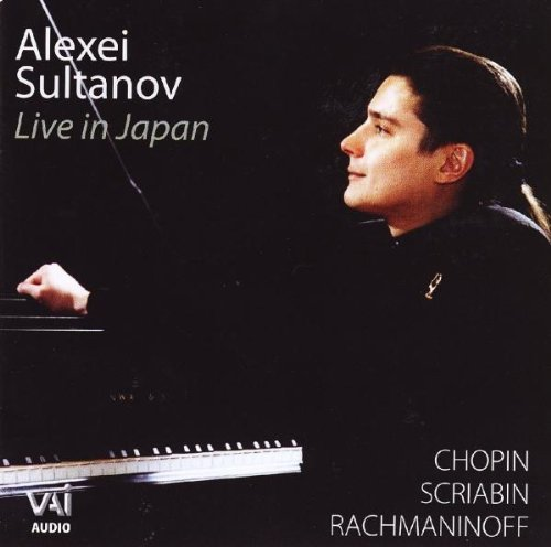 Alexei Sultanov: Live in Japan