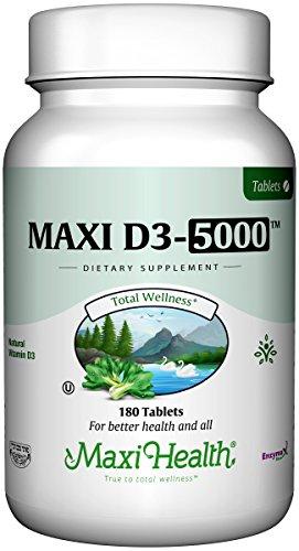 5000 units of vitamin d3 - 7