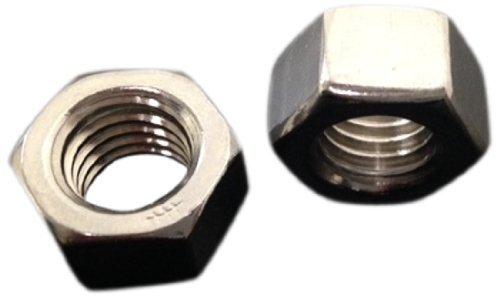 Solar Fastener Expert 301037CSS 18-8 Stainless Steel Finished Hex Nut, 3/8-16-Inch by Solar Fastener Expert by Solar Fastener Expert