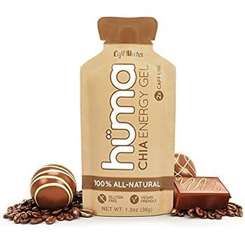 Amazon.com: Huma Plus - Gel enérgico de chia, 12 ...
