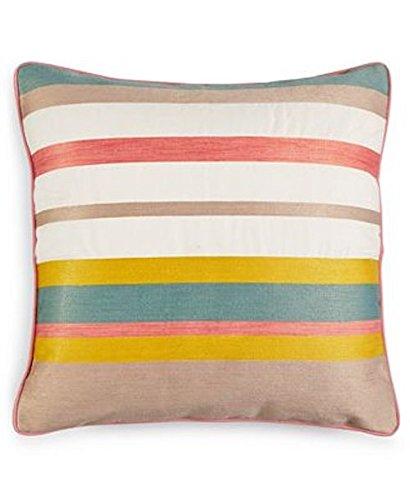 Amazon New Martha Stewart Collection Butternut Stripe Best Martha Stewart Decorative Pillows