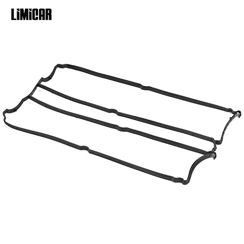 LIMICAR Valve Cover Gaskets Set For 2000-2004 Ford Focus 2.0L Vin 3 2001-2004 Mazda Tribute 2.0L Vin B 2004 Ford Escape 2.0L Vin B