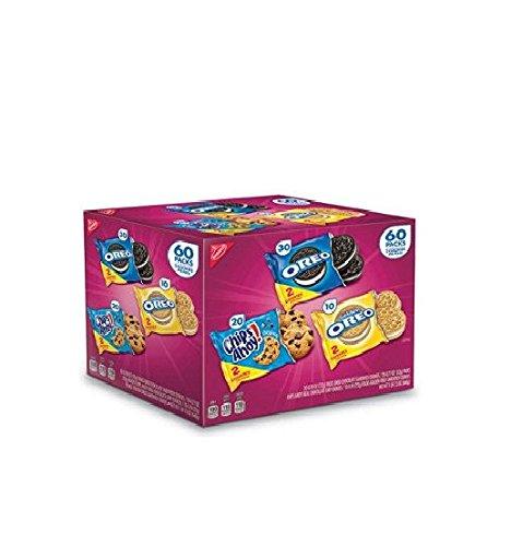 Nabisco Cookie Variety Pack (60 pk.)