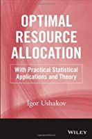 Optimal Resource Allocation Front Cover