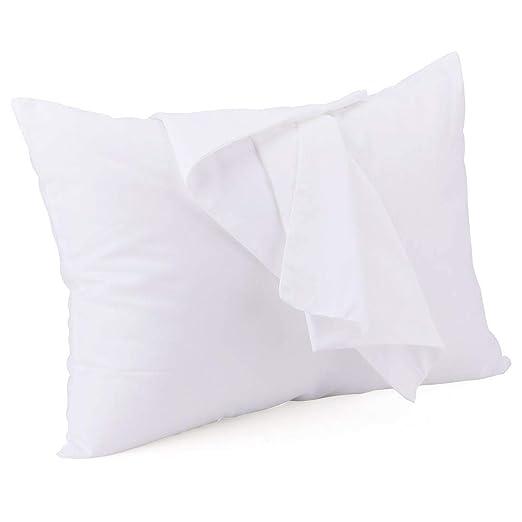 Tebery - Almohada Infantil con Funda de algodón, cómoda y ...
