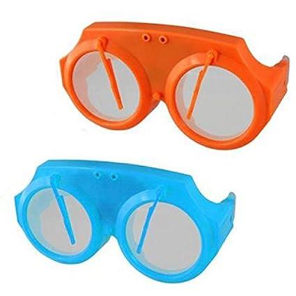 CEXPRESS - Gafas con Parabrisas Wiper Glasses - Naranja
