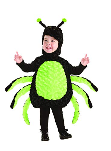 Underwraps Kid's Toddler's Spider Belly Babies Costume