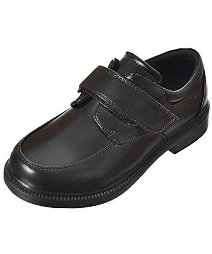 French Toast Boys Eric Uniform Dress Shoe